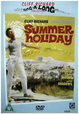 SUMMER HOLIDAY CLIFF RICHARD SING A LONG COLLECTION OPTIMUM UK DVD NEW
