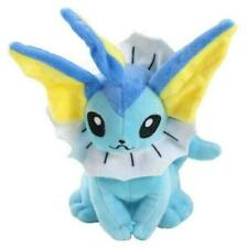 "Pokemon Vaporeon 8"" Plush Toy Stuffed Animal Soft Figure Doll"