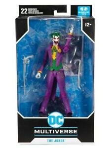 DC Multiverse The Joker Figure - McFarlane Toys - New