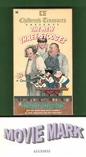THE NEW THREE STOOGES in WEIRD WACKY WEST 1965 (Embassy Home Entertainment) vhs!