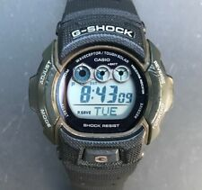 Rare Casio G-SHOCK GW-002KA (2913) Tough Solar Wave Ceptor Black & Brown