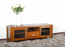Unbranded Pine Entertainment Units & TV Stands