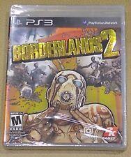 Borderlands 2 Xbox 360 NEW SEALED Same Day Shipping