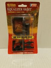 Allen Sight Science Equalizer Sight - Contains 4 Sight Pins - 15099