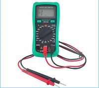 Digital Multimeter Diagnostic Tool AC/DC1999 Voltage Detection Overload Protect
