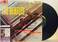 ANDY WHITE Signed Autograph LP Cover Please Please Me The Beatles JSA COA