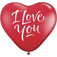 Party Supplies Love Valentines Day I Love You 90 cm 3ft Latex Heart Balloons