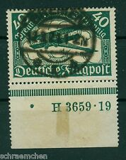Deutsches Reich 112a HAN H 3659.19 , o ,