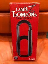Lámpara de clip de papel negro sin usar se conecta a USB táctil interruptor de iluminación LED Freepost