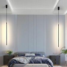 Nordic LED Pendant Lights Home Bedroom Decoration Bedside Lamps Living Room Loft
