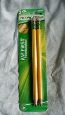 MY FIRST TICONDEROGA  PENCILS 2 pk Beginner #2 HB 33306 Latex Free Eraser