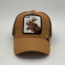 Goorin Bros. Animal Farm Trucker Cap Baseball Hat BROWN RACK