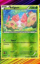 Balignon Reverse - XY5:Primo Choc - 15/160 - Carte Pokemon Neuve Française