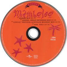 Loona - Mamboleo ° Maxi-Single-CD von 1999 ° FAST WIE NEU °