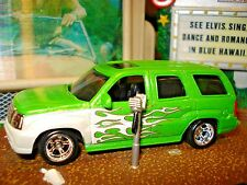 HOT WHEELS  CADILLAC ESCALADE LIMITED EDITION 1/64 CLASS!! GANGSTA'S FAVORITE!!