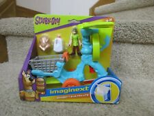 Fisher price Imaginext Scooby Doo Shaggy Ultra Lite Grocery Turkey Milk Shopping