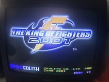 King of fighter 2001 MVS NEO GEO Cart For Arcade Game