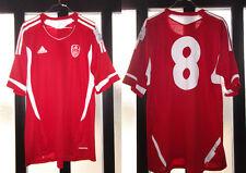 maglia shirt originale monza adidas formotion nr 8 taglia L usata lega pro