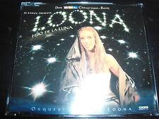 DJ Sammy Presents Loona Hijo DE La Luna CD Single