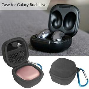Portable Bag Carry Storage Case Cover for Samsung Galaxy Buds Live Headset