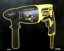 Stanley Fatmax FME 500K Elektrohammer Bohrhammer Meißelhammer + Zubehör SDSplus
