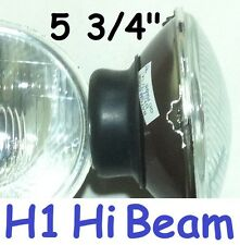 "1pr 5 3/4"" 143mm H1 Inner Hi Beam semi sealed Headlights"