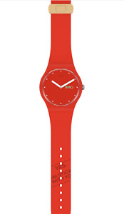 Swatch Peanse Moi Hearts Valentine Watch Limited Edition New with Box