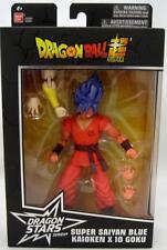 SS Blue Kaioken X 10 Goku - Dragon Ball Stars Series Action Figure (bandai)