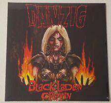 DANZIG - Black Laden Crown- 1 LP Black Vinyl - NEW!