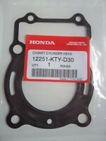 Honda CBR 125 R Cylinder Head Gasket 2004 - 2011 ** GENUINE & UK STOCK **