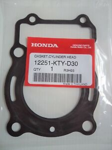 GENUINE Honda CBR125 R Head Gasket 2004 2005 2006 2007 2008 2009 2010 2011