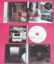CD MOSE ALLISON The Way Of The World 2010 Eu ANTI DIGIPACK no lp mc dvd  (CS55)