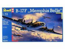 Kit de modelo de escala 1:72 de RV04279-Revell 1:72 - B-17F Memphis Belle