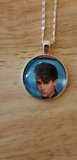 Nkotb Jon Knight necklace on an 18 inch chain