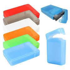 "3.5"" Inch IDE SATA HDD Hard Drive Disk Plastic Storage Box Case Practical Kits N"