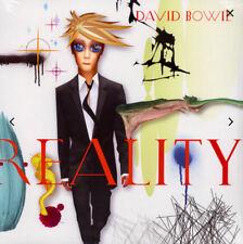 David Bowie-Reality-Vinyl LP * New & Sealed *