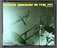 Steps 2 CDs SMOKIN' IN THE PIT 1988 fatbox MADE IN JAPAN 45CY-2865->66 Jazz MINT
