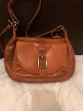 Spike and Sparrow Bag Chestnut Brown