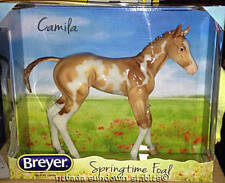 Breyer Model Horses Newest Red Dun Overo Pinto Foal Camila