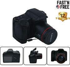 Digital SLR Camera 2.4 Inch TFT LCD Screen 16X Zoom HD 16MP 1080P Anti-shake US