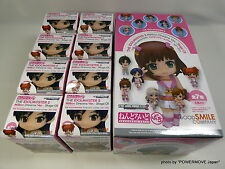 THE IDOLEM@STER 2 Million Dreams Nendoroid Petit Set of 7+1 Full Idolmaster