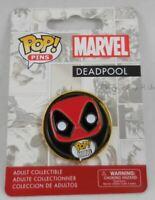 New Marvel Funko Pop! Pins Deadpool Adult Collectible Lapel Pin