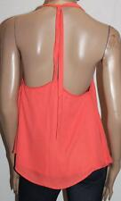 Lioness Brand Coral Swinging Summer Cami Top Size 8 BNWT #sT100