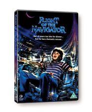 Flight of the Navigator (1986)   **Brand New DVD**  Kids Sci Fi Film