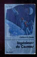 C.D. SIMAK Ingénieurs du cosmos Albin Michel Sup-Fiction 4 1975 état quasi neuf
