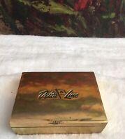 Delta Steamship Lines Metal Jewelry Box