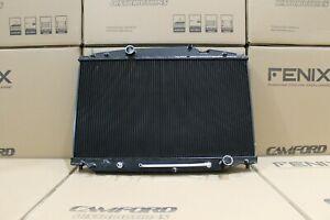Fits Toyota Soarer V8 UZZ30R - UZZ32R FENIX Alloy Radiator Stealth Series