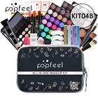 25PCS/1 Set Professional Makeup Kit Eyeshadow Palette Lip Gloss Blush Concealer