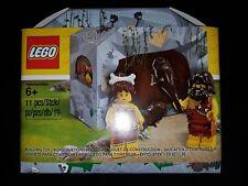 LEGO Caveman & Cavewoman #5004936  BRAND NEW FACTORY SEALED 11pcs #6194786