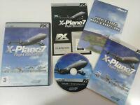 X-Plane 7 Flight Simulator - Juego PC DVD-ROM Español FX Interactive